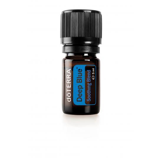 Deep Blue® -5 ml, Amestec pentru calmarea durerii