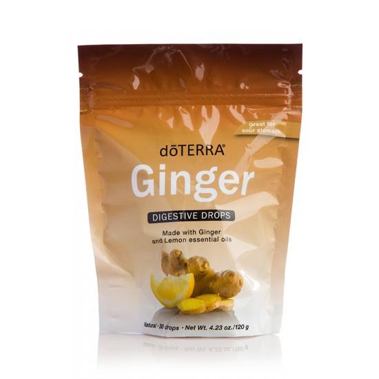 Ginger(Ghimbir) Drops -30 dropsuri digestive