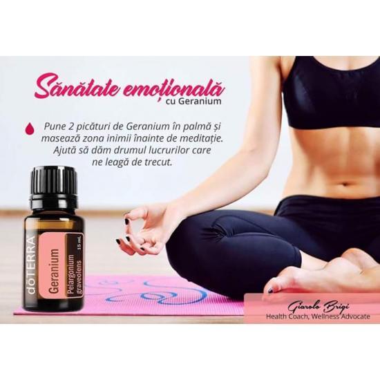 Mușcată / geranium 15 ml
