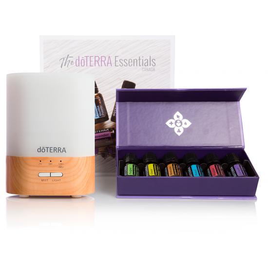 Essential aromatics diffused Kit doTerra
