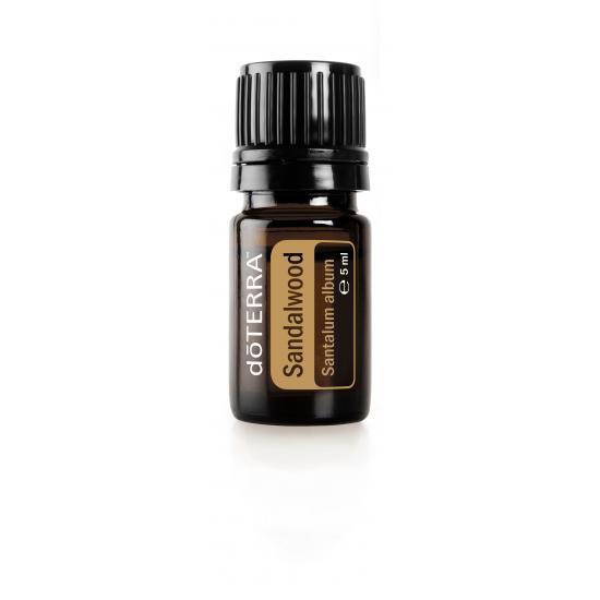 Santal / sandalwood - 5 ml
