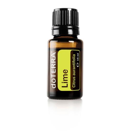 Lămâie verde / lime-15 ml- Citrus aurantifolia